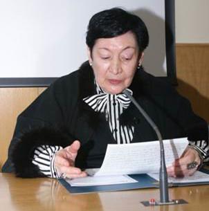 Dª María Ruíz Trapero